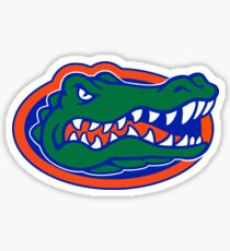UF Logo Sticker