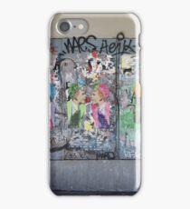 Art or vandalism iPhone Case/Skin