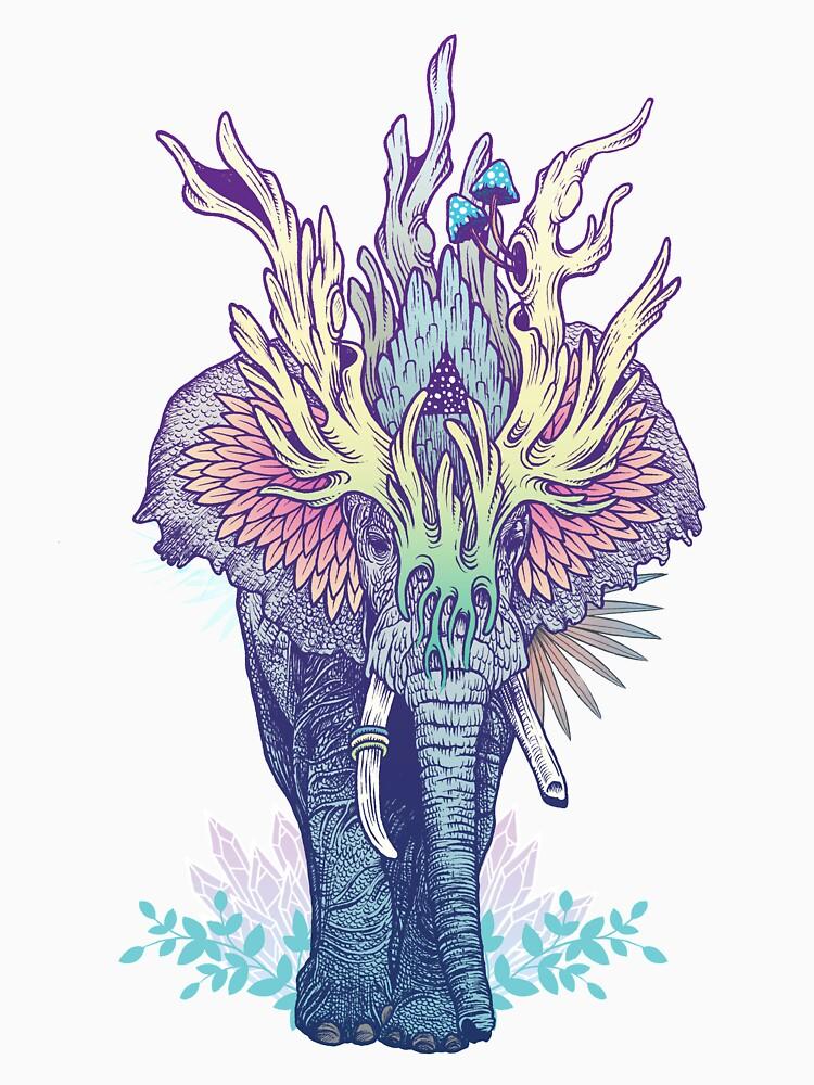 Geisttier - Elefant von MatMiller