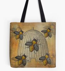 Telling The Bees Tote Bag