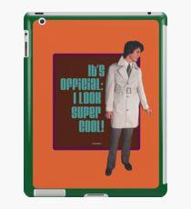 Being Super Cool iPad Case/Skin