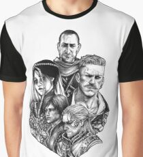 Witcher Wild Hunt Hearts of Stone Graphic T-Shirt