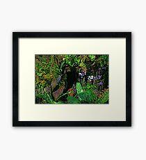 Tropical Rainforest    Framed Print