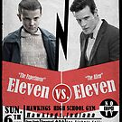 Eleven VS. Eleven by AlyzAlice
