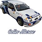 Colin Mcrae Ford Sierra Cosworth RS500 by beukenoot666