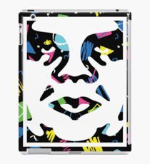 Classic Obey Giant Face iPad Case/Skin