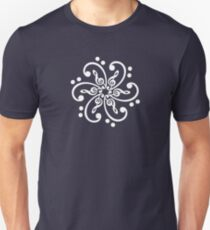 Bass & Treble Clef, Mandala, Music, Musician, Classical, Dance Unisex T-Shirt
