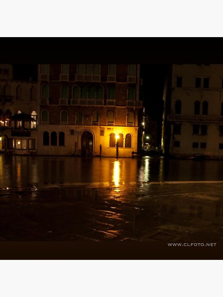 Near the Rialto Bridge, Venice, Italy by leemcintyre