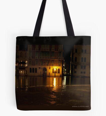 Near the Rialto Bridge, Venice, Italy Tote Bag