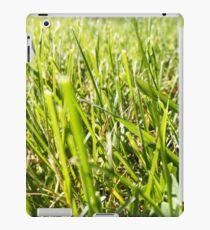 Green Grass iPad Case/Skin