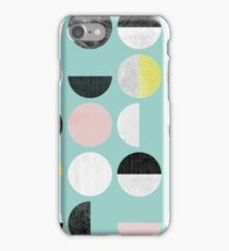 Half Circles iPhone Case/Skin