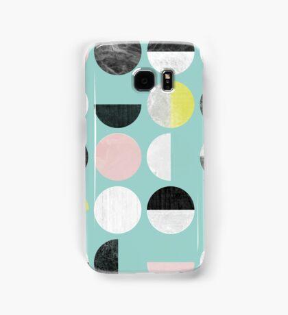 Half Circles Samsung Galaxy Case/Skin