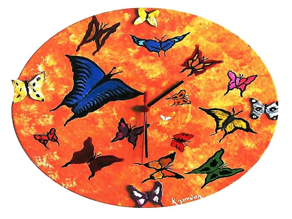 Butterflies (Pulelehua's) for Lindee by WhiteDove Studio kj gordon