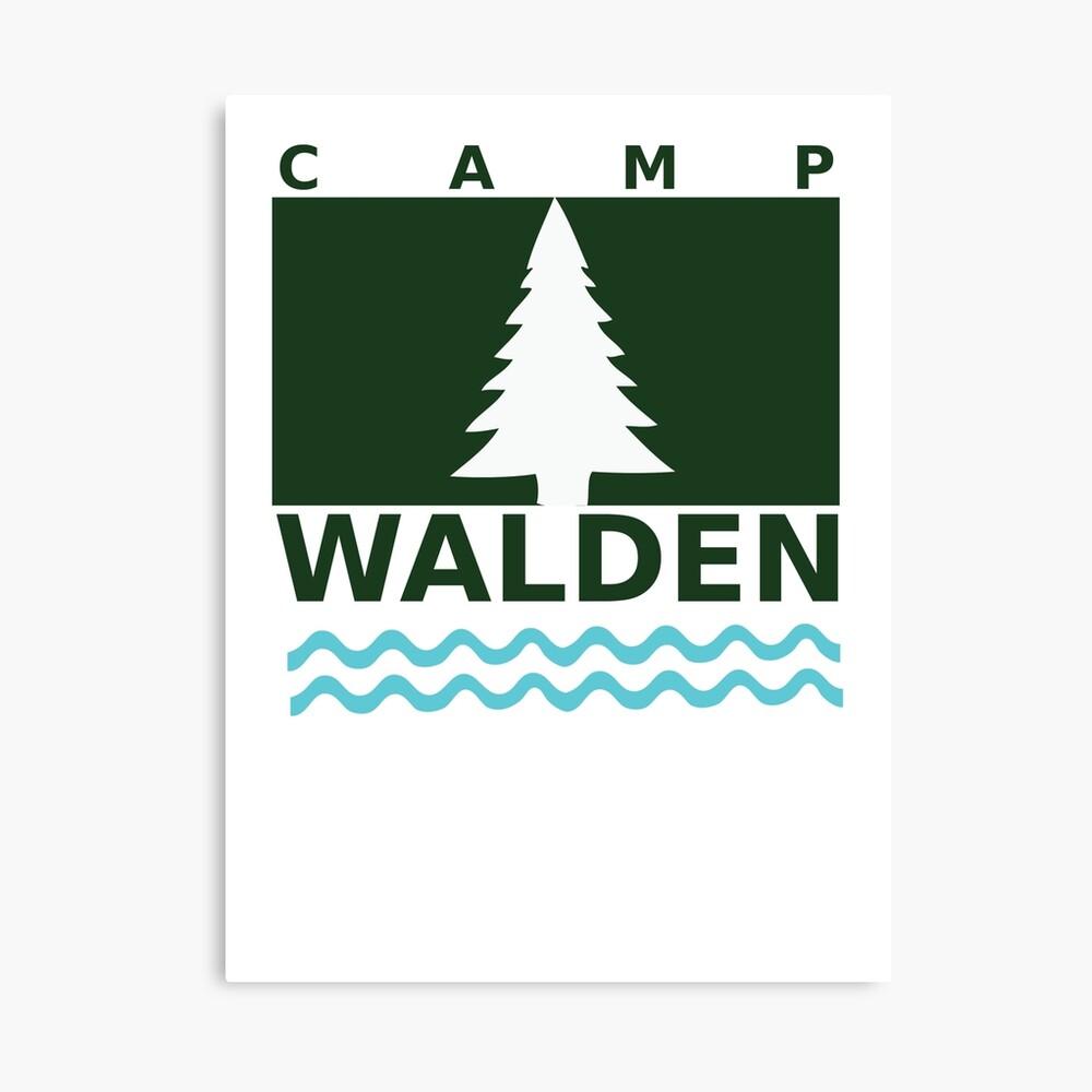 Camp Walden Lienzo