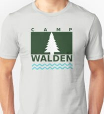 Camp Walden Slim Fit T-Shirt