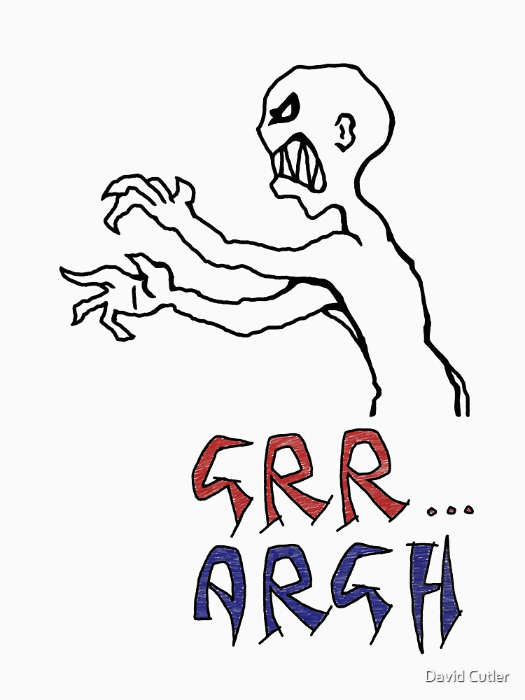 grr...argh with colour by monart