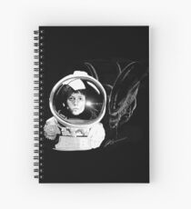 Ripley and the Beast Spiral Notebook