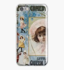 Performing Arts Posters Waites Comedy Co 0352 iPhone Case/Skin