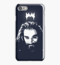 King Under the Mountain - Team Thorin iPhone Case/Skin