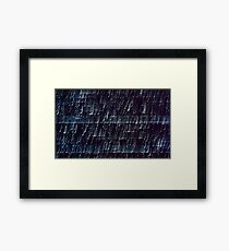 HOME of the KINGS (Dreams of Gotham) Framed Print