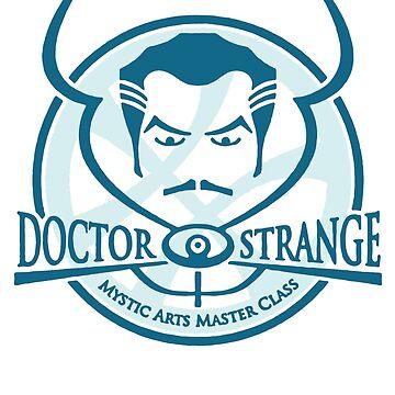 Mystic Arts Master Class by gamblerZ
