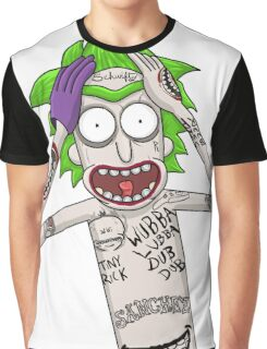 I'm just going to wubba lubba dub dub you real bad Graphic T-Shirt