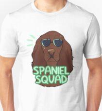 SPANIEL SQUAD (liver) T-Shirt