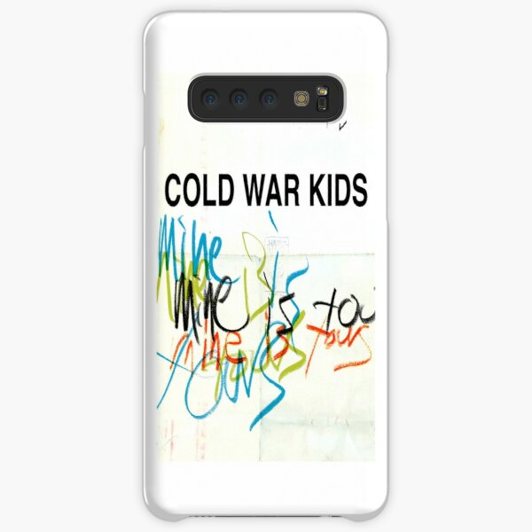 Mine is Yours - Cold War Kids Samsung Galaxy Snap Case