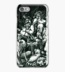 Backstage Equipment iPhone Case/Skin