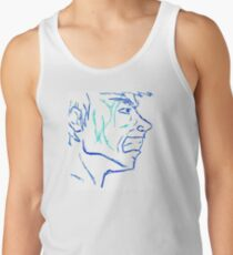 The Angry Man Tank Top