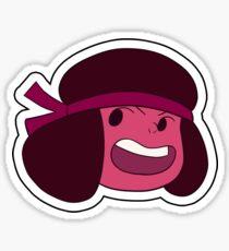 Ruby Rewards - Gem Points (Steven Universe) Sticker