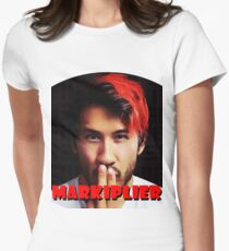 The Legend of Markimoo Womens Fitted T-Shirt