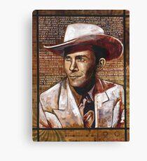 "Honky Tonkin"" Canvas Print"