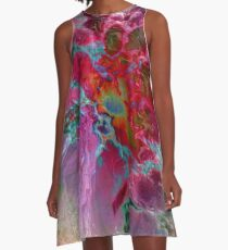 Passion Within A-Line Dress