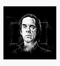 Nick Cave, A Portrait Photographic Print