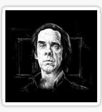 Nick Cave, A Portrait Sticker
