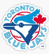 America's Game - Toronto Blue Jays Sticker