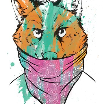 BANDITO WOLF by EdgeDestroys