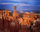 Woodoos of Bryce Canyon National Park by Daniel H Chui