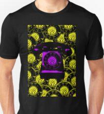 Vintage Purple Phone Unisex T-Shirt