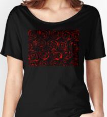 On a Bed of Roses Women's Relaxed Fit T-Shirt