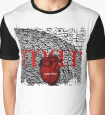 march = separation Graphic T-Shirt