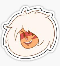 Jasper Jackpots - Gem Points (Steven Universe) Sticker