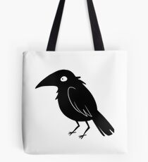 Little Crow Tote Bag