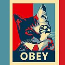 Obey Mr Kitten by stinaq