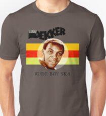 Desmond Dekker Is A Rude Boy Ska Unisex T-Shirt