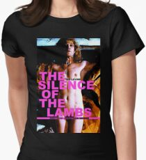 THE SILENCE OF THE LAMBS 13 Women's Fitted T-Shirt