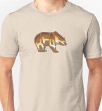 Bear (Morphed Brown) Unisex T-Shirt