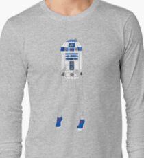 Girl Robot Long Sleeve T-Shirt