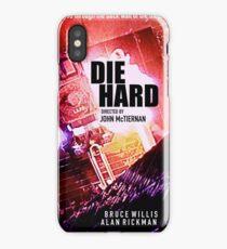 DIE HARD 3 iPhone Case